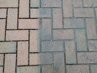 Permable Pavers Cleaning
