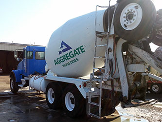 Concrete Truck Cleaning