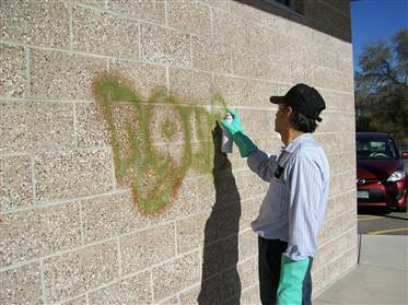 Paint/Graffiti Removal