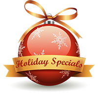 December cleaning specials